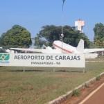 Aeroporto de Carajás comemora 36 anos