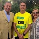 Presidente da FBHA se reúne com candidato à presidência Jair Bolsonaro