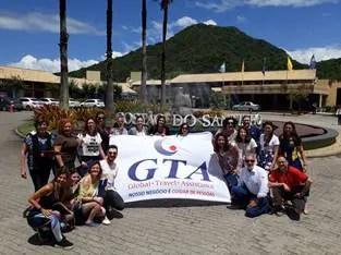 GTA capacita agentes em parceria com o Costão do Santinho