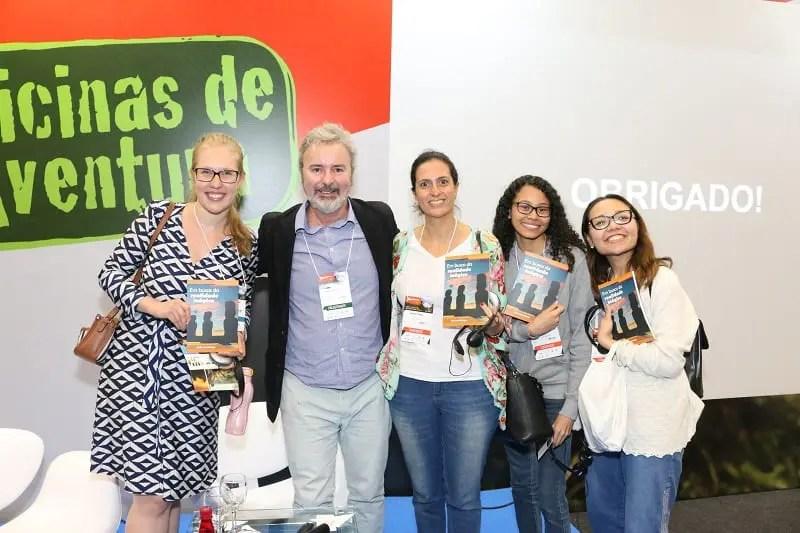 Livro Em Busca da Realidade Mágica é lançado na Adventure Sports Fair