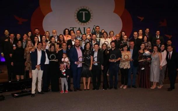 Prêmio Pólén, da Rede Tauá, reconhece parceiros corporativos e de lazer