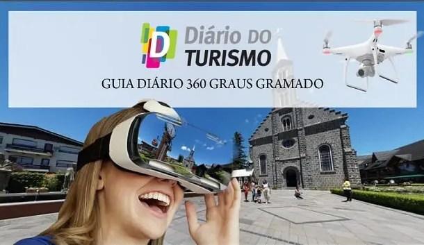 Guia de imersão digital 360º chega a Gramado