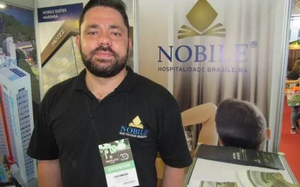 Nobile Hotéis mostra novo empreendimento e acena para o segmento de lazer no Festuris