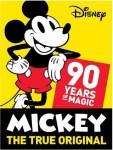 Mickey Mouse é festejado na América Latina por seu 90º aniversário