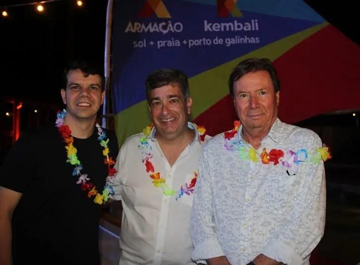 Parceiros de Porto de Galinhas são homenageados no evento SOU