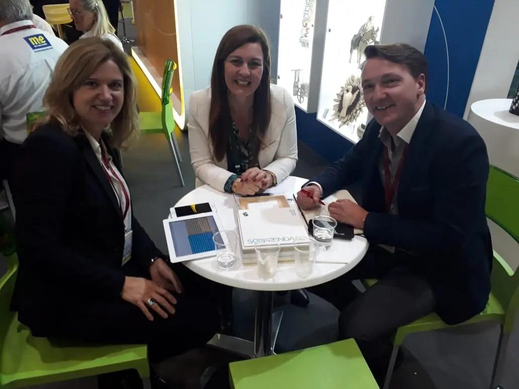 Rio CVB promove o destino Rio de Janeiro na WTM 2018
