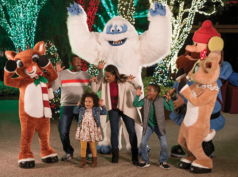 Busch Gardens tampa promove evento de Natal Diário