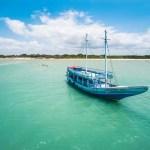 Porto Seguro Praia Resort promove passeio de escuna e mergulho exclusivos para hóspedes