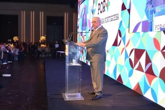 Sócio português da TAP recebe homenagem no Brasil