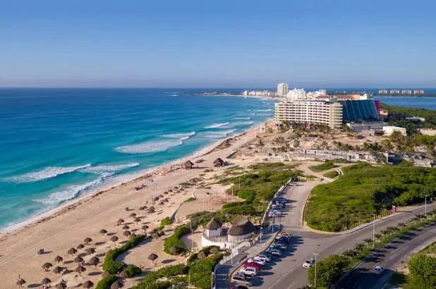 Em recorde histórico, México recebeu 39,3 milhões de visitantes em 2017