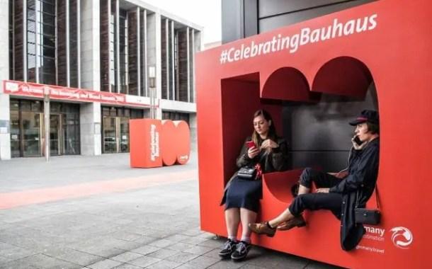 Centro de Turismo Alemão prepara celebração de centenário da Escola de Arte Bauhaus em 2019