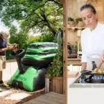 Hamburgueria produz gás de cozinha com lixo orgânico