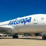 Air Europa atinge a marca de 11 milhões de passageiros transportados pelo mundo
