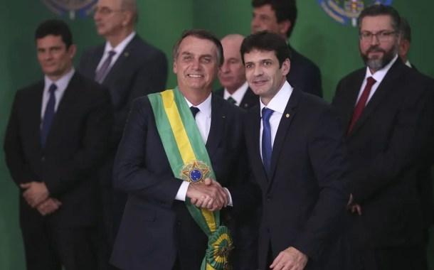 Novo ministro ressalta importância do setor para o desenvolvimento do Brasil