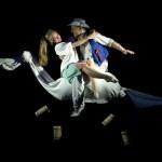 Clássico teatro Negro de Praga faz turnê em capitais brasileiras