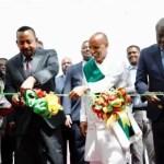 Ethiopian Airlines inaugura novo terminal e hotel para passageiros no Aeroporto de Bole
