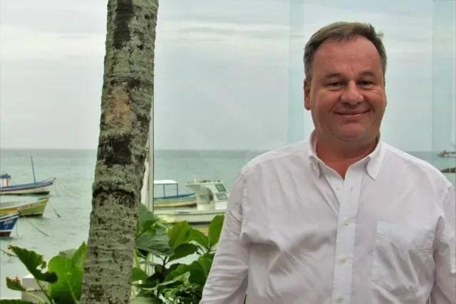 Thomas Weber é o novo presidente da TurisRio - Companhia de Turismo do Estado do Rio de Janeiro