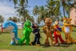 Aviva cria personagens infantis para a Costa do Sauípe e Complexo Rio Quente