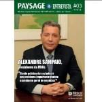 Nova edição da Paysage Entrevista conversa com Alexandre Sampaio, presidente da FBHA