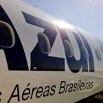 Azul Linhas Aéreas fecha financiamento para manutenção dos motores de suas aeronaves