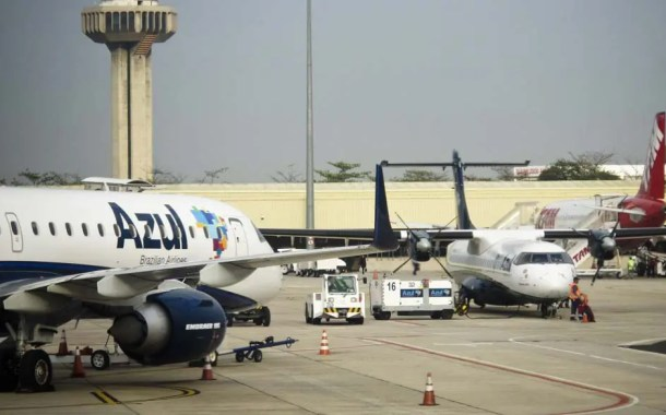 Azul vai operar 162 voos extras durante a Semana Santa