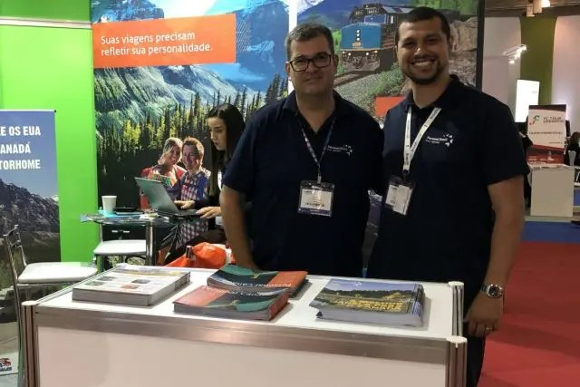 Personal Brasil apresenta roteiro imperdível para o Leste Canadense na WTM 2019