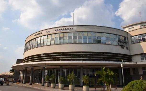Congonhas deve reeber 1.5 milhão de passageiros entre 16 de dezembro e 5 de janeiro