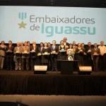 Profissionais, executivos, técnicos e políticos recebem o título Embaixadores de Iguassu