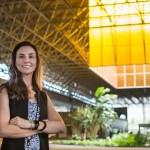 Executiva Milena Palumbo assume direção-geral da GL events no Rio de Janeiro