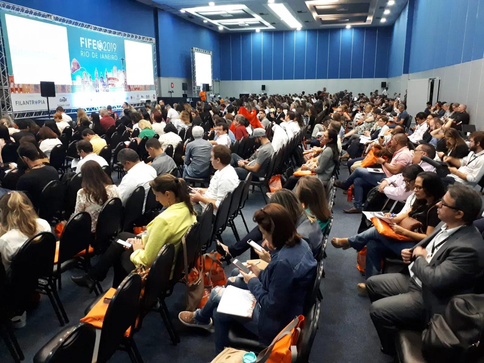 Rede Filantropia anuncia local para FIFE 2020