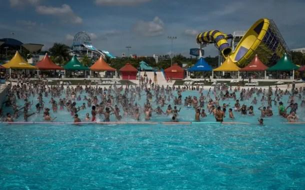Sindepat - Sistema Integrado de Parques e Atrações Turísticas promove nesta quarta-feira (10) o Dia Nacional da Alegria