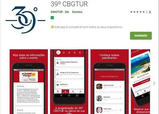 Congresso de Guias de Turismo em Salvador cria aplicativo - baixe o seu e acompanhe a programação
