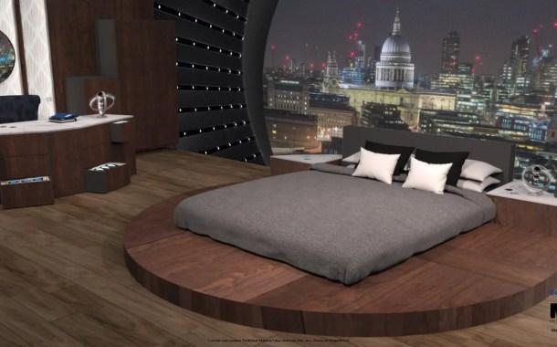 Booking.com recria o quartel general da agência de Homens de Preto em Londres