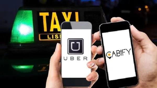 Prefeituras são impedidas pela justiça de cobrar tarifas de apps de transporte