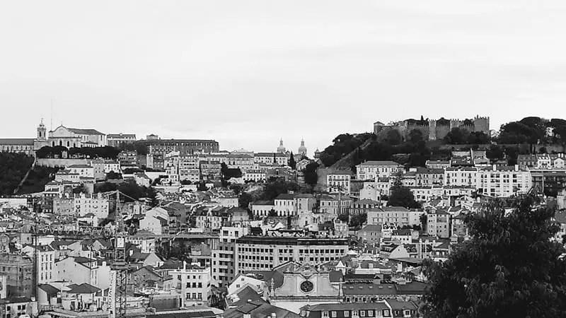 De São Paulo a Lisboa  - Crônica de Osvaldo Alvarenga*