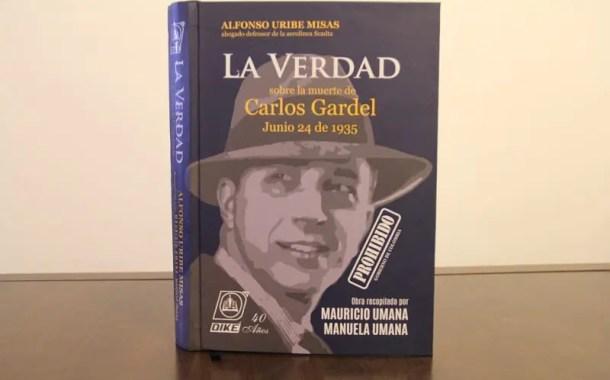 Acidente aéreo com Carlos Gardel é revelado em livro censurado por governo colombiano