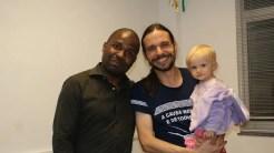 Isaque, Rodrigo e Yara