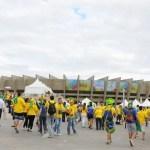 Estudo mostra 36% de crescimento de turistas internacionais no Brasil durante a Copa América