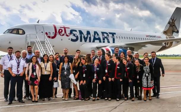 Empresa de baixo custo JetSmart autorizada pela Anac a voar para o Brasil