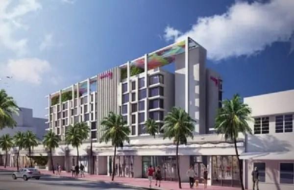 Marriott Moxy South Beach é o próximo empreendimento da Lightstone em Miami
