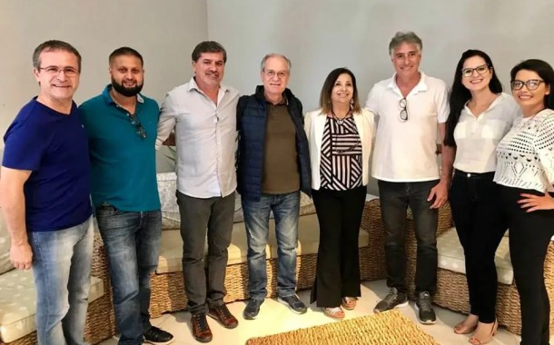 """""""Competências de Liderança de Vanguarda"""" reuniu mais de 70 empresários em Café da UNI em Porto Seguro-BA"""