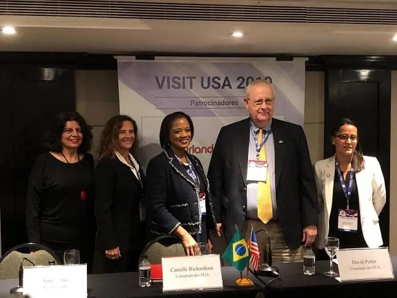 Visit USA 2019 revela novidades e relacionamento entre Brasil e EUA