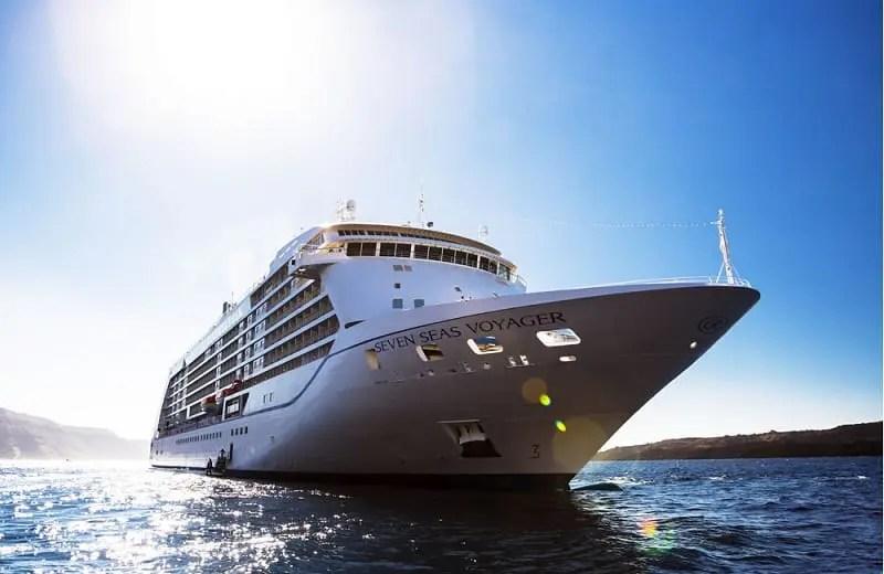 Regent Seven Seas Cruises bate recorde de reservas no