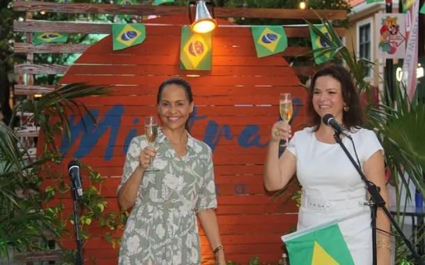 Sete de Setembro em Curaçao é comemorado com o 1º Curaçao Brazilian Week