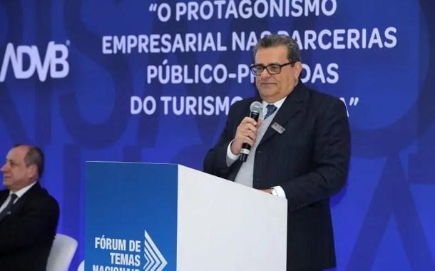 O papel das PPP no Turismo Paulista pauta Fórum da ADVB