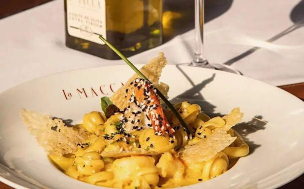 Restaurante La Macca participa da campanha mundial Garofalo Inspires