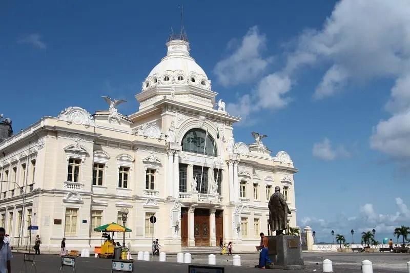 Setur autoriza estudo para restauração do Palácio Rio Branco
