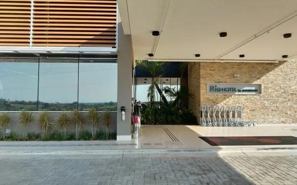 Rio Hotel By Bourbon Campinas é o mais novo empreendimento da rede Bourbon