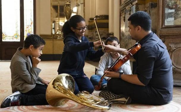 Teatro Municipal de São Paulo apresenta programação especial dedicada às crianças