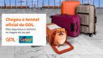 GOL fecha parceria com a Cobasi e disponibiliza produto exclusivo de viagem para animais de estimação